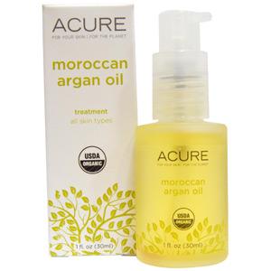 Acure Organics, марокканское аргановое масло