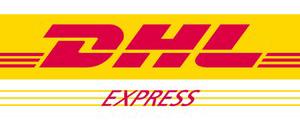 Логотип DHL Express