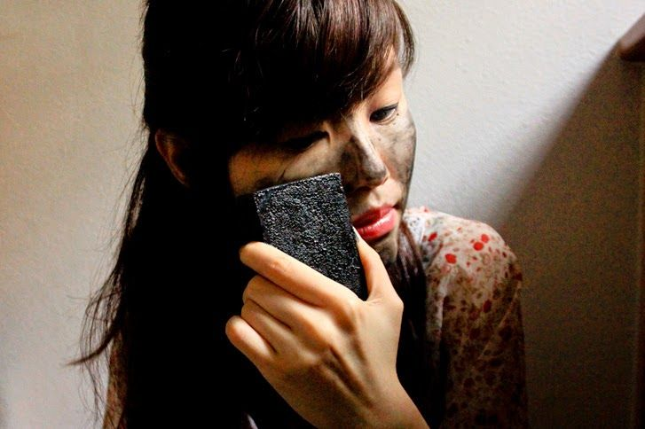 Black Paint Easy 4 Step Pore Care Range 11