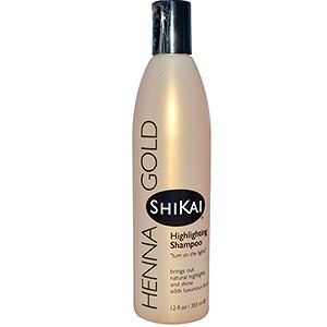 Shikai Henna Gold Highlighting