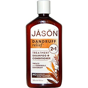 Jason Natural Treatment Shampoo Dandruff Relief
