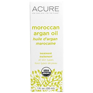 Acure Organics Moroccan Argan Oil Treatment All Skin Types