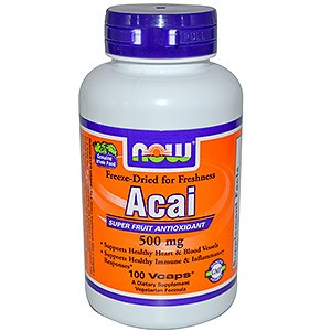 Now Foods Acai