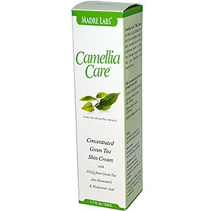 Madre Labs Camellia Care EGCG Green Tea Skin Cream
