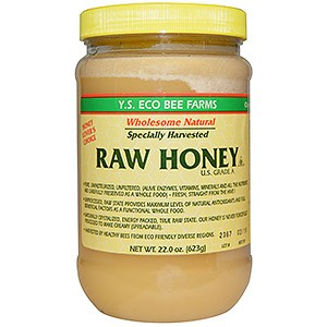 Y.S. Eco Bee Farms Raw Honey U.S. Grade A