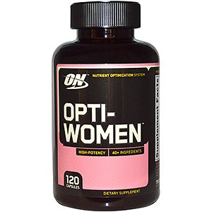 Optimum Nutrition Opti-Women Nutrient Optimization System