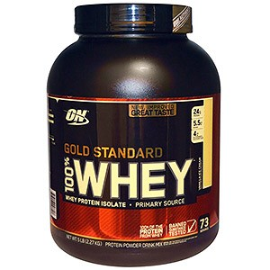 Optimum Nutrition 100 Whey Gold Standard Double Rich Chocolate