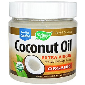 Nature Way, Organic Coconut Oil