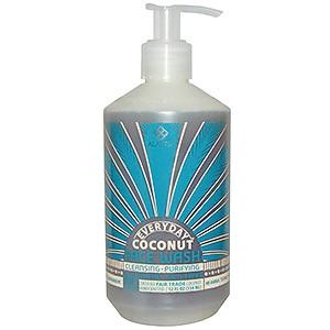 Everyday Coconut, Face Wash – гель для умывания