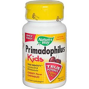 Примадофилус для детей от 2 до 12 лет