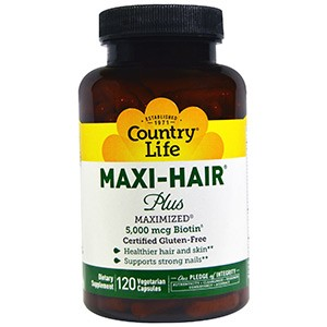 Country Life, Maxi-Hair, Plus