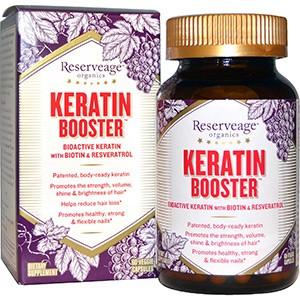 ReserveAge Nutrition, Кератин усилитель