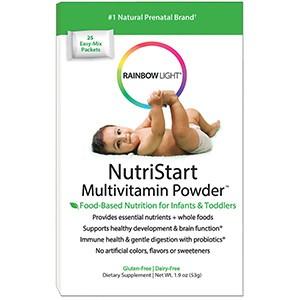 Rainbow Light, NutriStart – мультивитамины