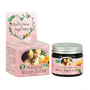 Earth Mama Angel Baby, Натуральное масло для сосков