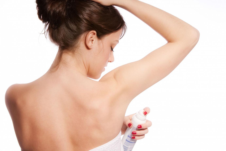 женский дезодорант