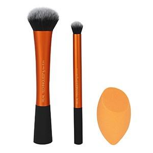 Набор кистей для нанесения основы под макияж