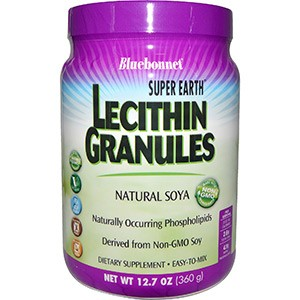 Bluebonnet Nutrition, Lecithin Granules
