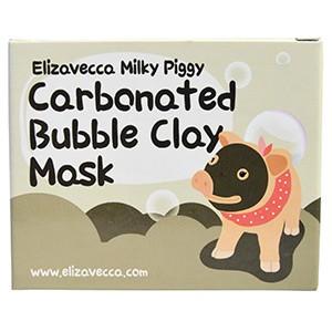 Пузырьковая глиняная маска Milky Piggy