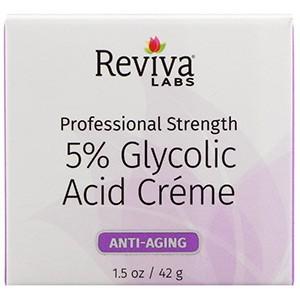 Reviva Labs, Крем с 5% гликолевой кислотой