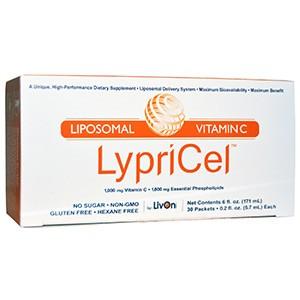 LypriCel, Липосомальный витамин С