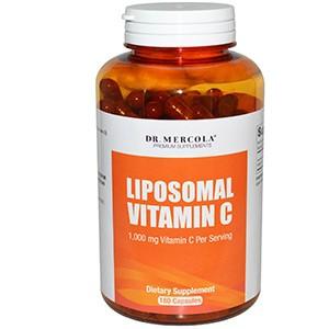 Dr. Mercola, Липосомальный витамин C