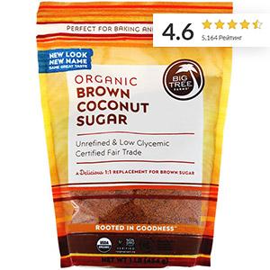Big Tree Farms, Органический коричневый кокосовый сахар