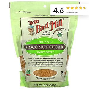 Bob's Red Mill, Organic, Coconut Sugar