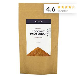 Ojio, Органический кокосовый сахар