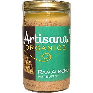Artisana, Органический продукт, масло сырого миндального ореха
