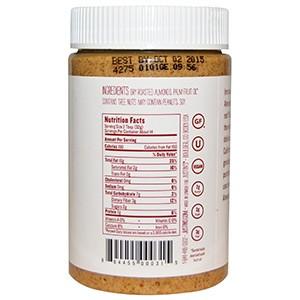 Justin's Nut Butter, Классическое миндальное масло, 454 г