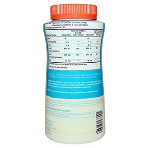 Solgar, U-Cubes, детские жевательный мармелад D3 с кальцием, 120 жевательных мармеладных конфет
