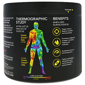 Sports Research, Sweet Sweat, Усилитель Эффективности Тренировок, без Запаха, 383 г
