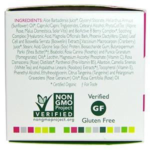 Andalou Naturals, Божественный ночной крем для чувствительной кожи, 1000 роз, 50 мл
