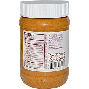 Justin's Nut Butter, Миндальное масло с ванилью, 454 г