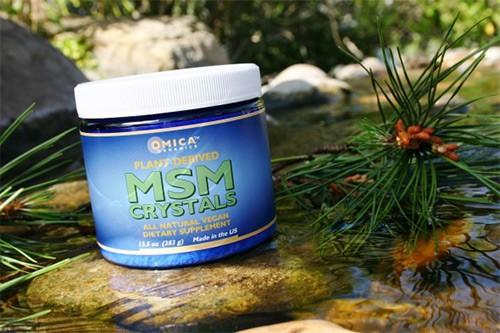 Изображение - Добавка метилсульфонилметан для суставов Omica-Organics-Plant-Derived-MSM-Crystals-590x393