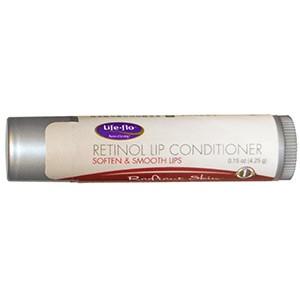 Life Flo Health, Кондиционер для губ с ретинолом, Сияющая кожа, 4,25 г