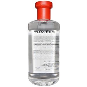 Thayers, Оригинальная формула с гамамелисом и алоэ вера, 355 мл