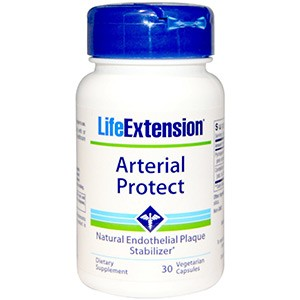 Life Extension, Артериальная защита, 30 капсул