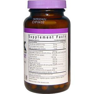 Bluebonnet Nutrition, MPX 1000, поддержка предстательной железы, 120 вегетарианских капсул