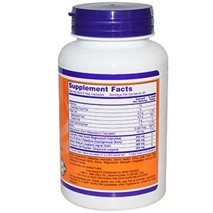 Now Foods, Укрепление флоры кишечника, 90 растительных капсул