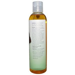 Now Foods, Solutions, сертифицированный органический продукт, масло жожоба, 237 мл