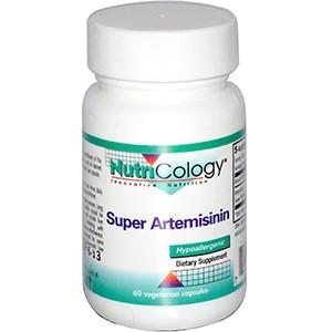 Nutricology, Супер артемизинин, 60 капсул