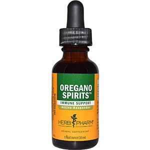 Herb Pharm, Напиток из душицы, 29.6 мл