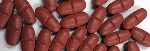 таблетки с красным рисом