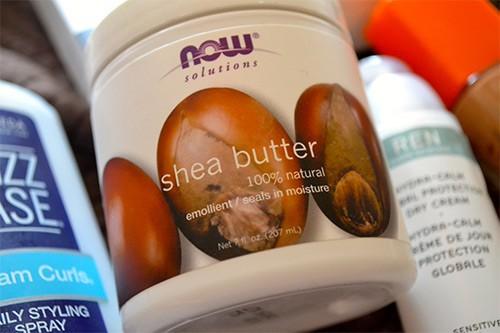 банка с мослом ши от Now Foods