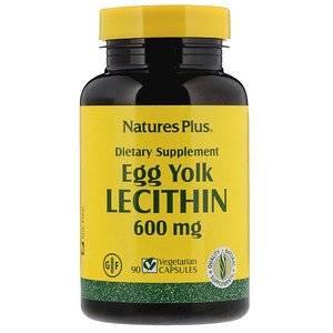 Nature's Plus, Лецитин из яичных желтков