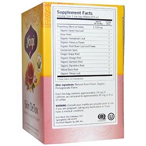Yogi Tea, Чай Skin DeTox