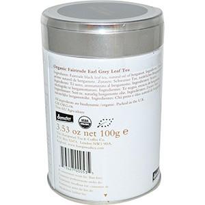 Hampstead Tea, Органический чай Эрл Грей, 100 г
