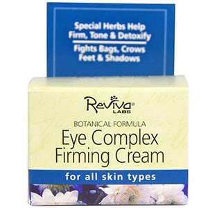 Reviva Labs, Крем для глаз с укрепляющим комплексом, с гамамелисом