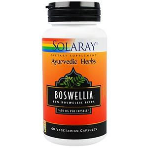 Solaray, Босвеллия, 450 мг, 60 капсул